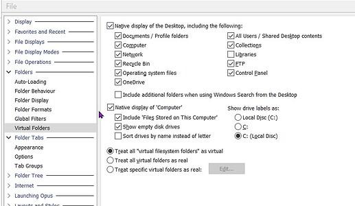 Preferences - Folders - Virtual Folders - Native display of 'Computer' WSID-000013-2021-02-25