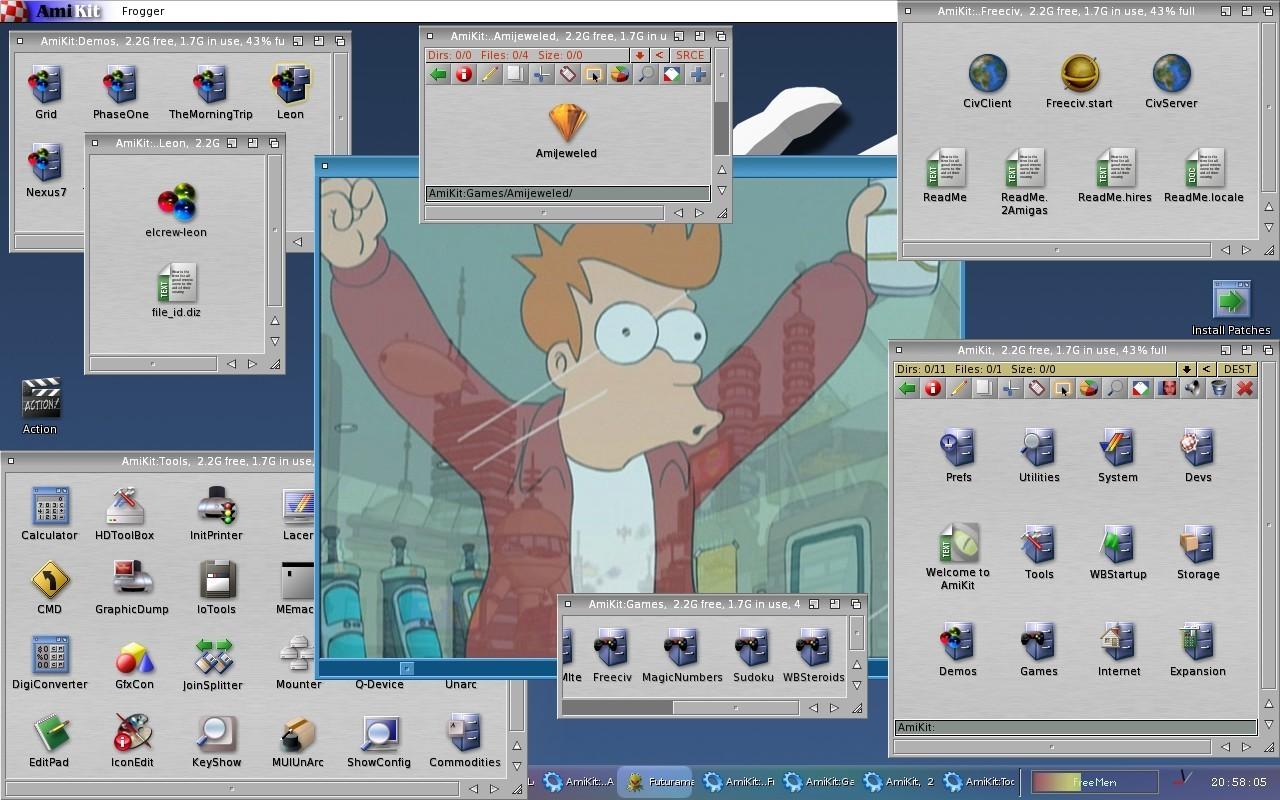 Directory Opus on Amiga - Screenshots - Directory Opus Resource Centre