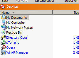 Opus 9] My Documents not working - Help & Support - Directory Opus